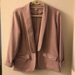 Dusty Pink Blazer